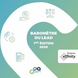Livre blanc baromètre du lead 2020