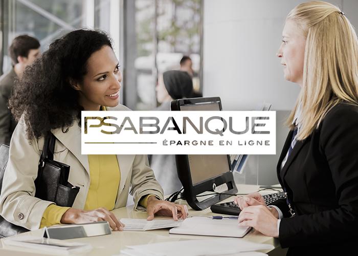Cas client PSA Banque