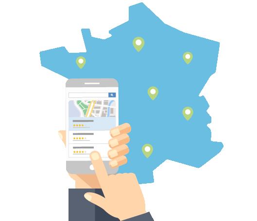 Optimisation du référencement local avec Effinity