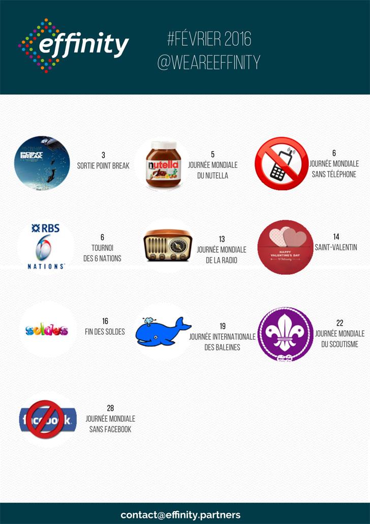 calendrier e-commerce