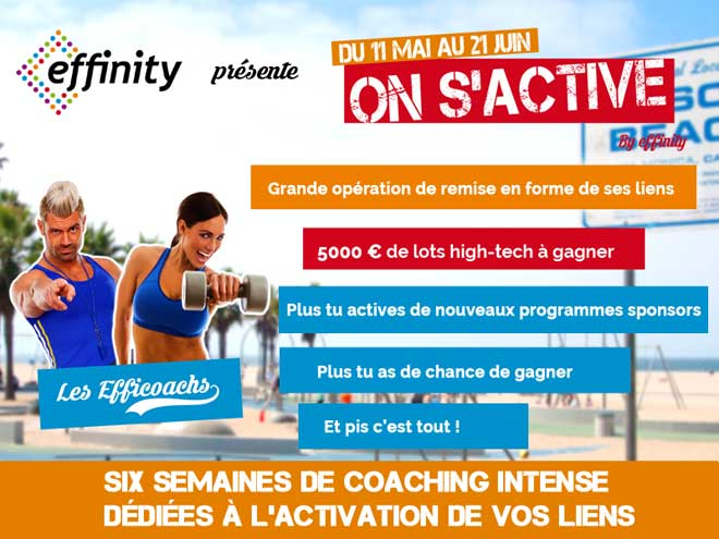 on s'active effinity