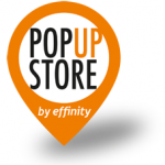 pop-up store by effinity