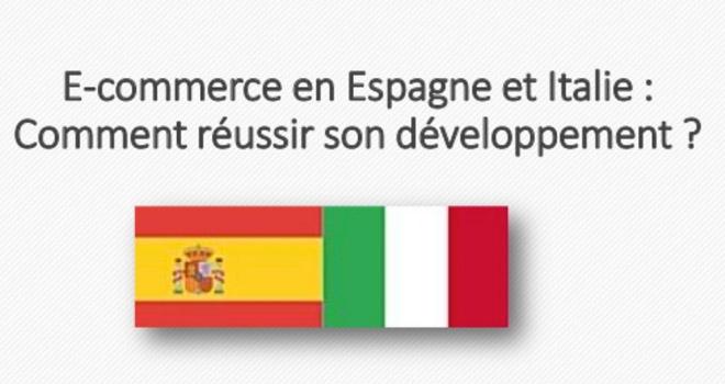 effinity e-commerce italie espagne