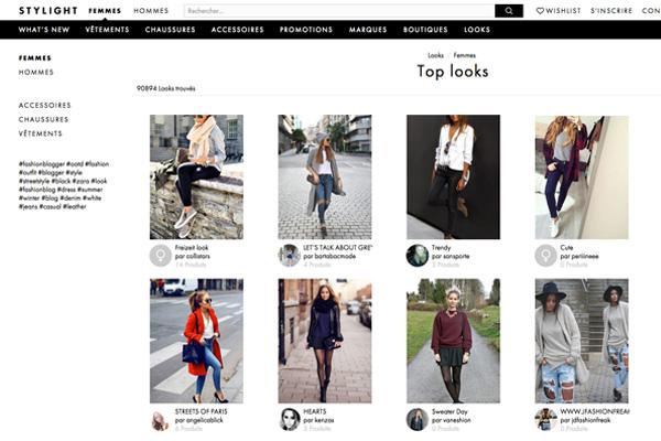 effinity stylight shopping